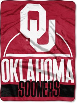 The Northwest Company University of Oklahoma Silk Touch Throw