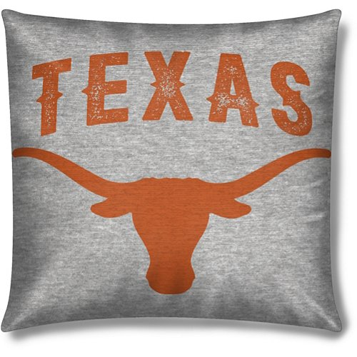 The Northwest Company University of Texas Sweatshirt Knit Pillow