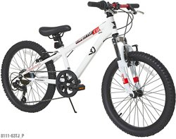 Boys' Throttle 20 in 7-Speed Mountain Bicycle