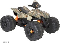 Surge Kids' Camo 12V XL Quad