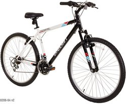 Dynacraft Men's Alpine Eagle 26 in 21-Speed Bicycle