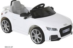 Dynacraft Boys' 6 V Audi TT RS Ride-On Vehicle