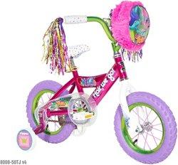 Dynacraft Girls' Trolls 12 in Bicycle