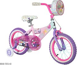 "Shopkins Girls' 14"" Bicycle"
