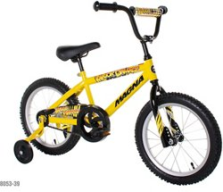 Boys' Major Damage 16 in BMX Bicycle