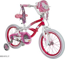 Dynacraft Girls' Hello Kitty 16 in Bicycle