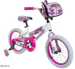 Girls' Camo Decoy 16 in Bicycle
