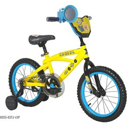 Boys' Despicable Me Minions 16 in Bicycle