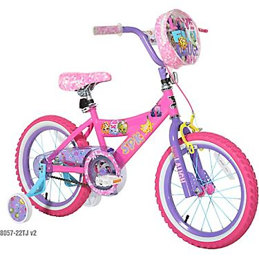 Dynacraft Girls' Shopkins 16 in Bicycle