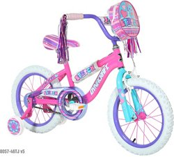 Girls' Stitch 16 in Bicycle
