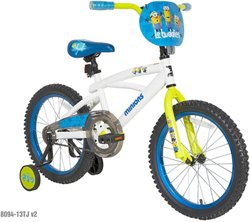 Boys' Despicable Me Minions 18 in Bicycle