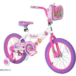 Girls' Shopkins 18 in BMX Bicycle