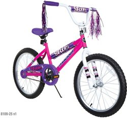 Magna Girls' Sapphire 20 in BMX Bicycle