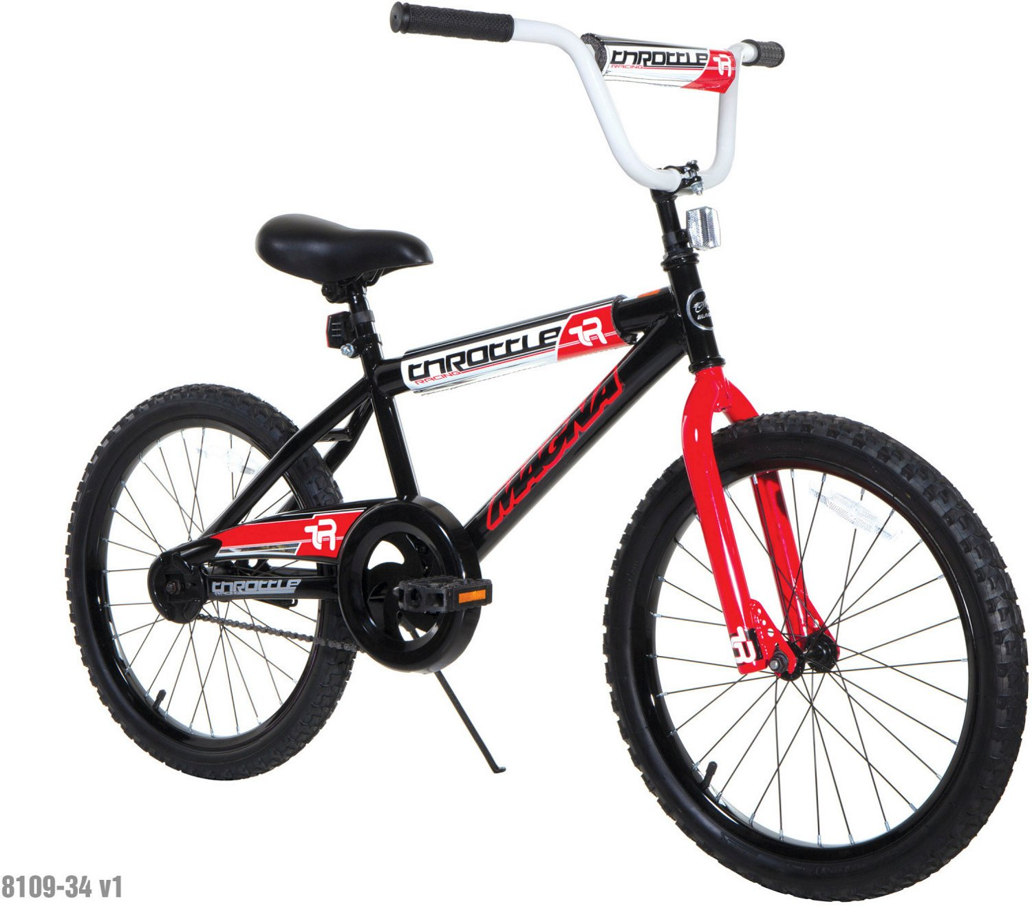 Magna Boys' Throttle 20 in BMX Bicycle