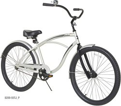 Dynacraft Men's Sandman Cruiser 26 in Bicycle