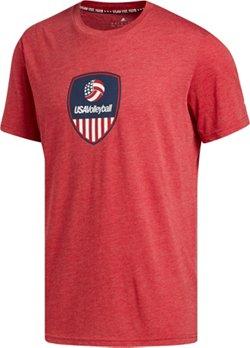 adidas Men's USA Volleyball Graphic T-shirt
