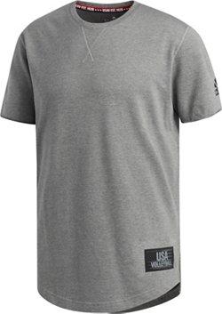 adidas Men's USA Volleyball Crazyflight T-shirt