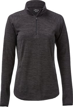 Women's 1/4-Zip Microfleece Shirt