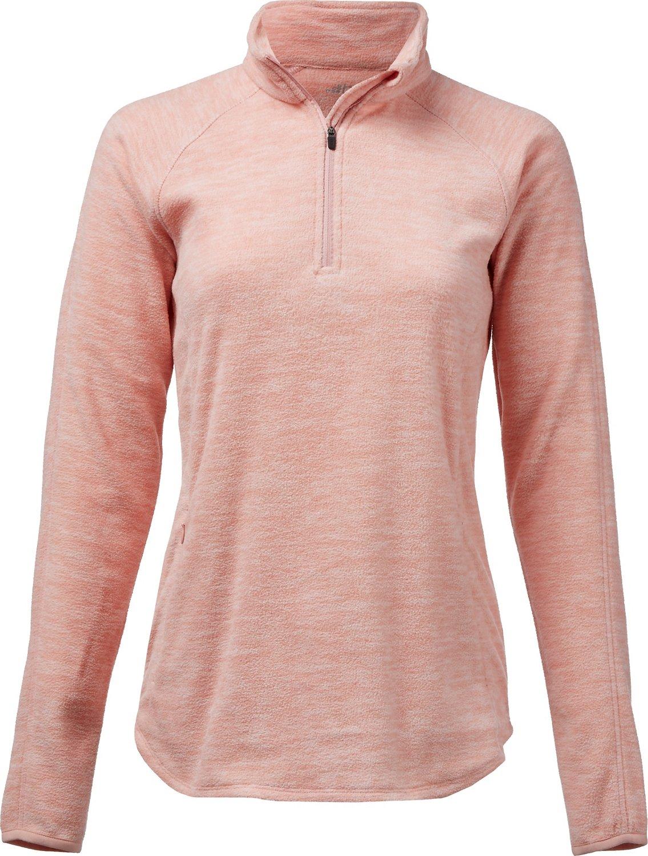 34e0617ef Display product reviews for BCG Women's 1/4-Zip Microfleece Shirt