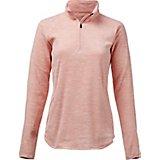 c89414fb Women's 1/4-Zip Microfleece Shirt