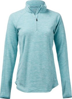 BCG Women's 1/4-Zip Microfleece Shirt
