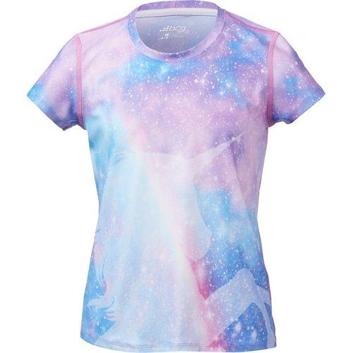 BCG Girls' Unicorn Sublimation T-shirt