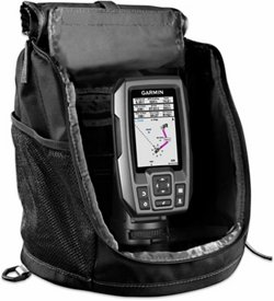 Garmin STRIKER™ 4 Fish Finder Portable Bundle