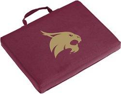 Logo Texas State University Bleacher Cushion