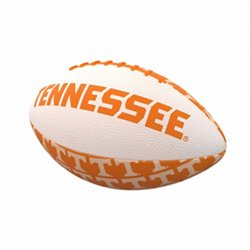 Logo University of Tennessee Mini-Size Repeating Rubber Football