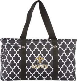 Logo New Orleans Saints Picnic Caddy