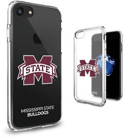 Mizco Mississippi State University Ice Case for iPhone 6/7/8 Plus