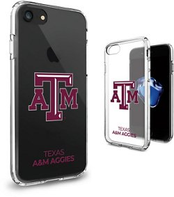 Texas A&M University Ice iPhone Case
