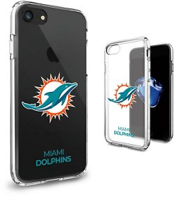 Mizco Miami Dolphins Ice Case for iPhone 6/7/8