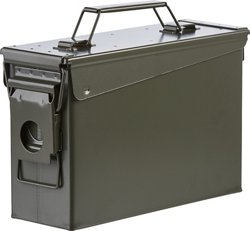Monarch .30 Caliber Metal Ammo Can