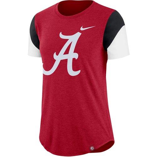 Nike Women's University of Alabama Fan T-shirt