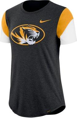 Nike Women's University of Missouri Fan T-shirt