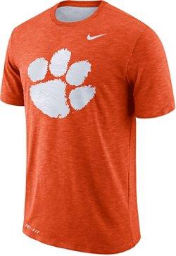 Nike Men's Clemson University Slub Sideline T-shirt