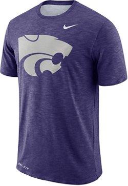 Nike Men's Kansas State University Slub Sideline T-shirt