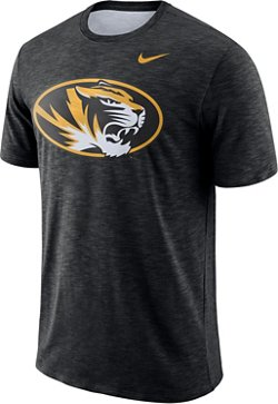 Nike Men's University of Missouri Slub Sideline T-shirt