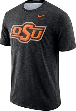 Nike Men's Oklahoma State University Slub Sideline T-shirt
