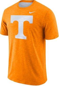 Nike Men's University of Tennessee Slub Sideline T-shirt