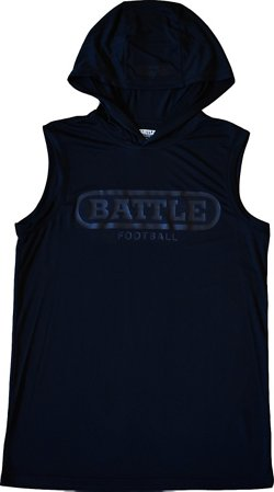 Battle Men's Sleeveless Light Action Hoodie