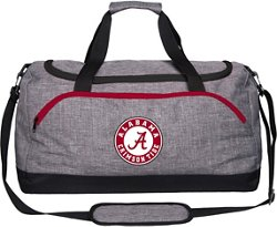 Forever Collectibles University of Alabama Bold Color Duffel Bag