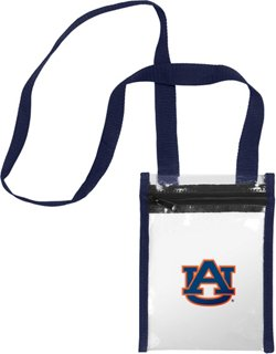 Forever Collectibles Auburn University Cross-Body Tote Bag