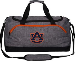Forever Collectibles Auburn University Bold Color Duffel Bag