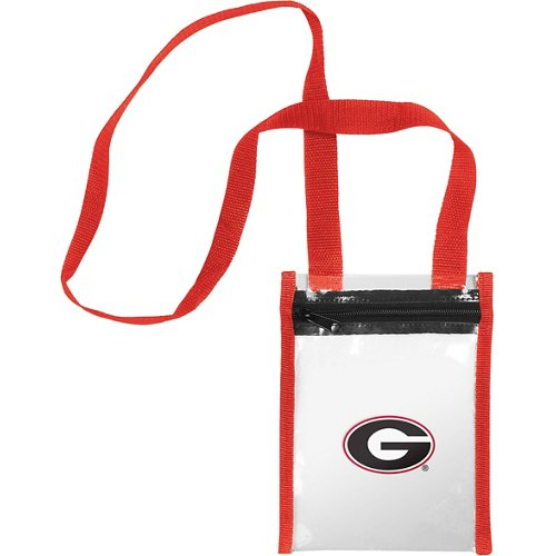 Forever Collectibles University of Georgia Cross-Body Tote Bag