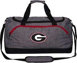 Forever Collectibles University of Georgia Bold Color Duffel Bag