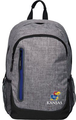 University of Kansas Bold Color Backpack