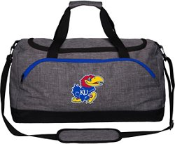 University of Kansas Bold Color Duffel Bag
