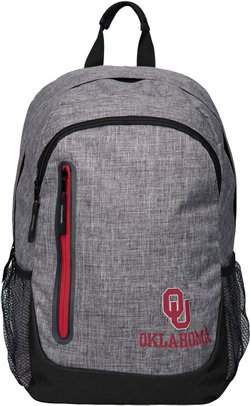 Forever Collectibles Oklahoma Sooners Bold Color Backpack